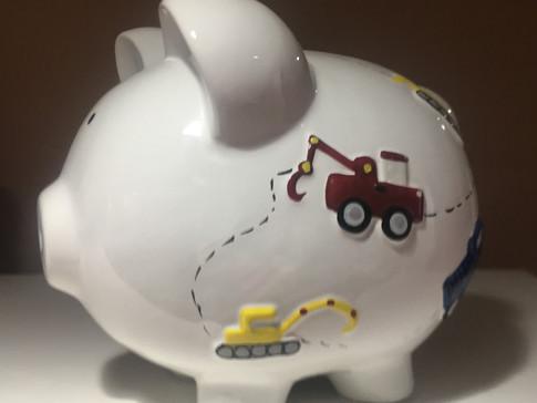 Construction Piggy