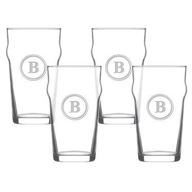 Glass Pub Glasses