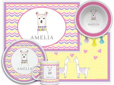 Llama Love 876