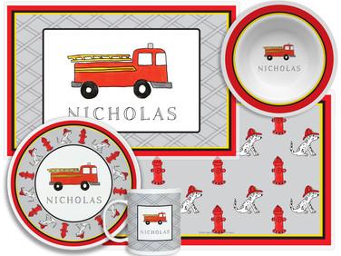 Fire Trucks 854