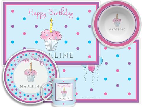 Birthday Cupcake 835