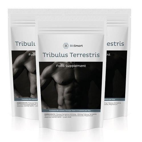 Tribulus Terrestris (60 Tablets)