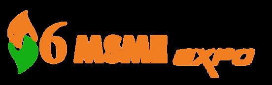 6th India International MSME Logo.png