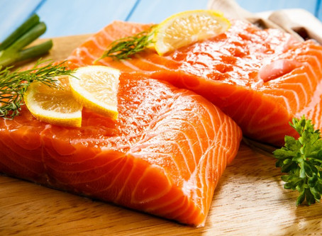 Benefits of Wild Salmon Fish Oil