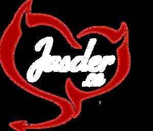 Jasder.ca blanc show rouge interne noire