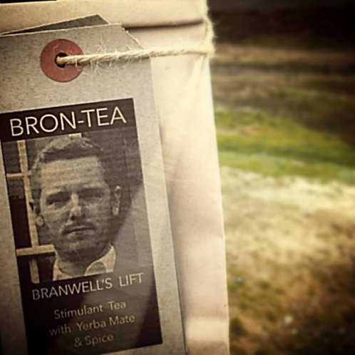 'BRANWELLS LIFT '  Yerba Mate With Spices