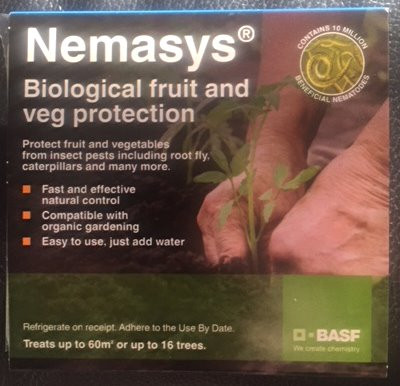 Nemasys natural protection