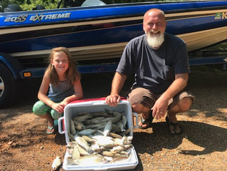 August Fishing Report