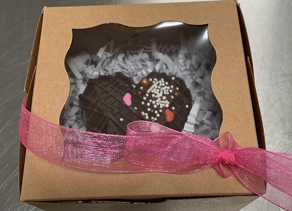 Hot Chocolate Bombs (Heart)