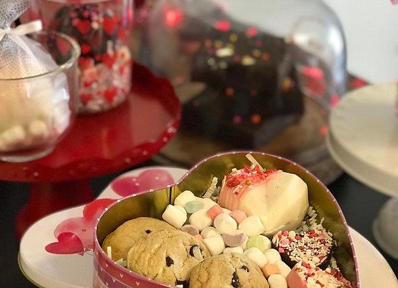Valentine's Dessert Platters