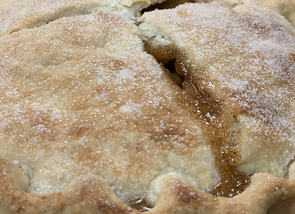 Sweet Apple Pie (Crust Top)