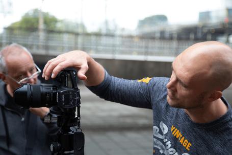 Kamerakurs i Stockholm