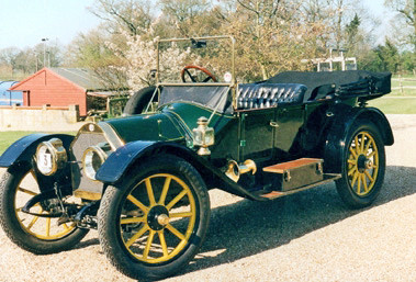 1912 Chalmers