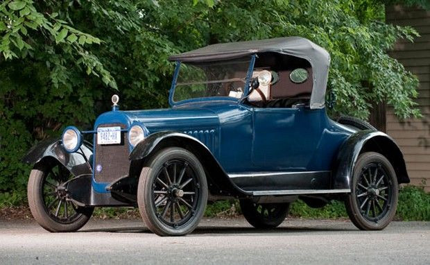 1917 6-30 Roadster