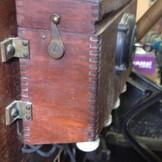 '09 Chalmers Detroit Coil Box