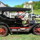 1909 Chalmers Detroit Touring