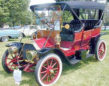 1909 Chalmers-Detroit