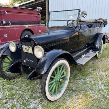 1918 Chalmers