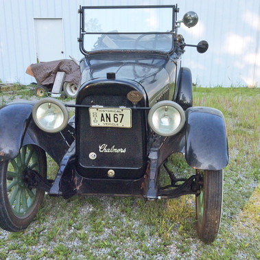 1918 Chalmers 35-C