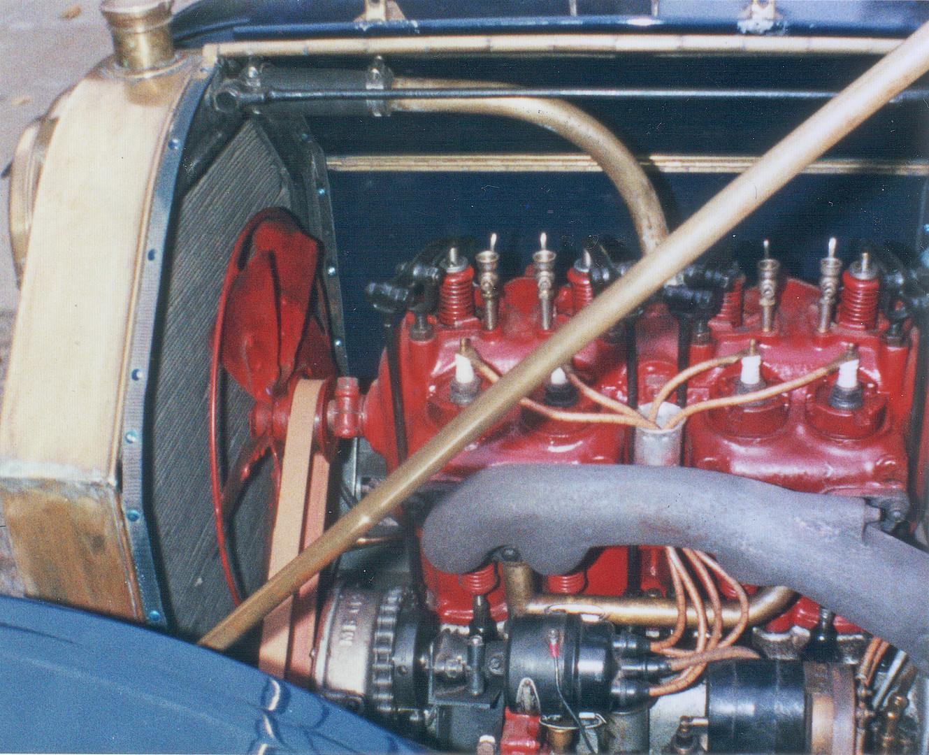 Model 30 Engine