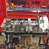 Chalmers Detroit Engine