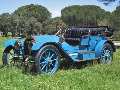 1911 Chalmers 30