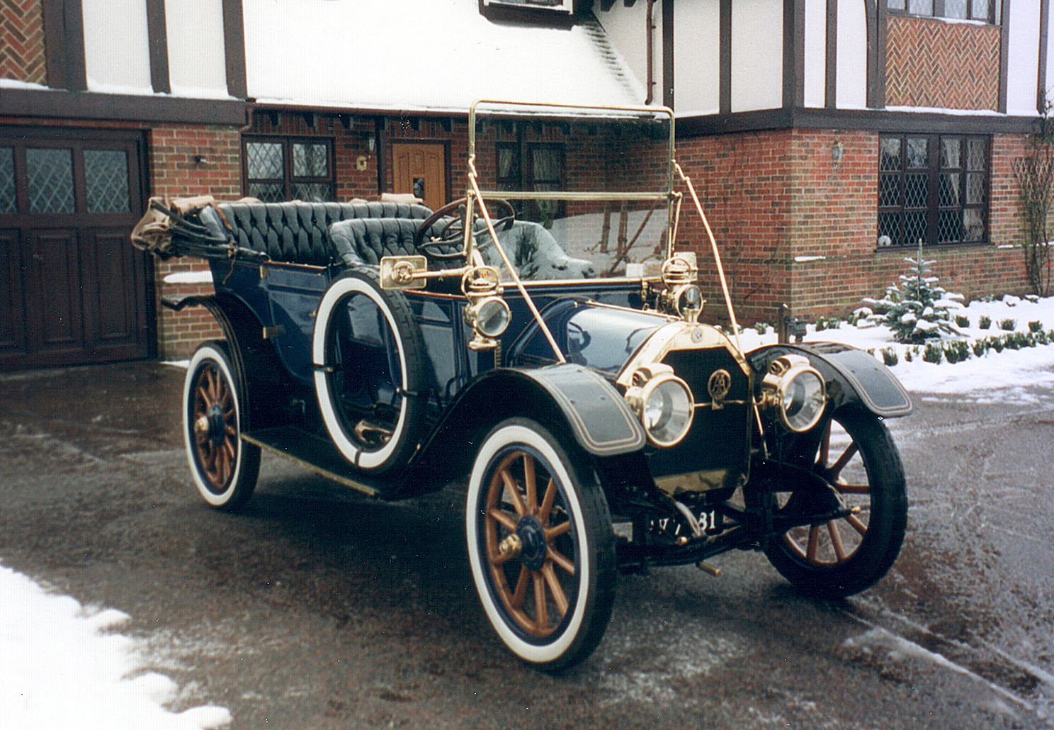 1912 Chalmers Touring