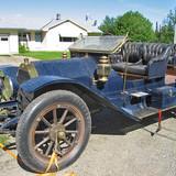 1909 Chalmers Detroit Tourabout
