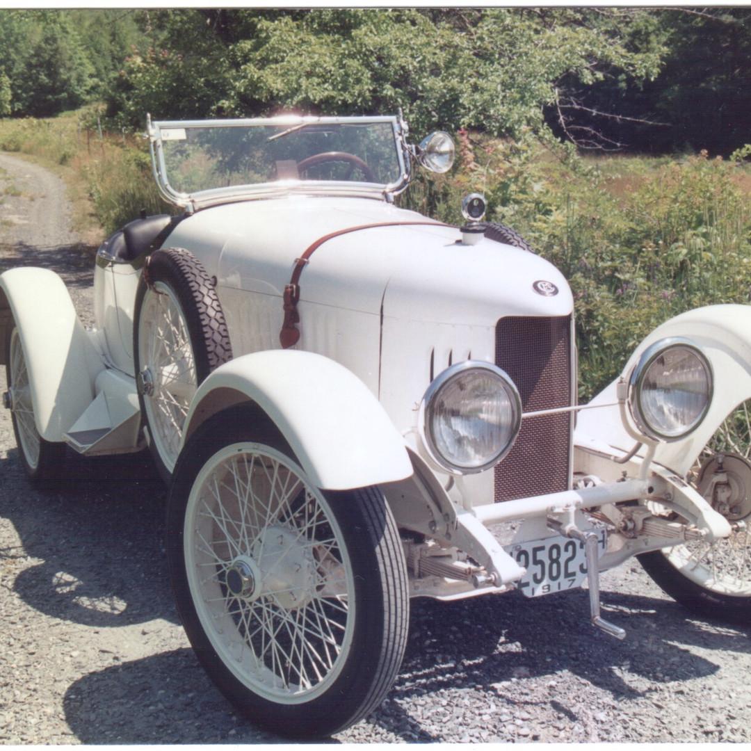 1917 Record Speedster