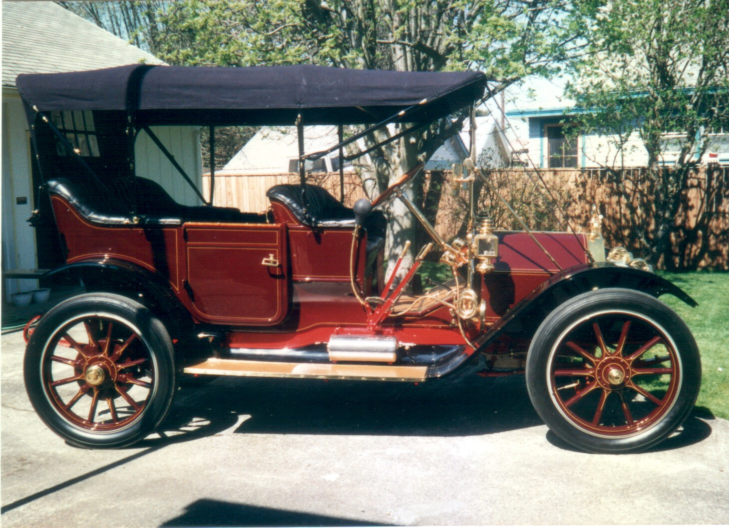 1911 Chalmers Touring
