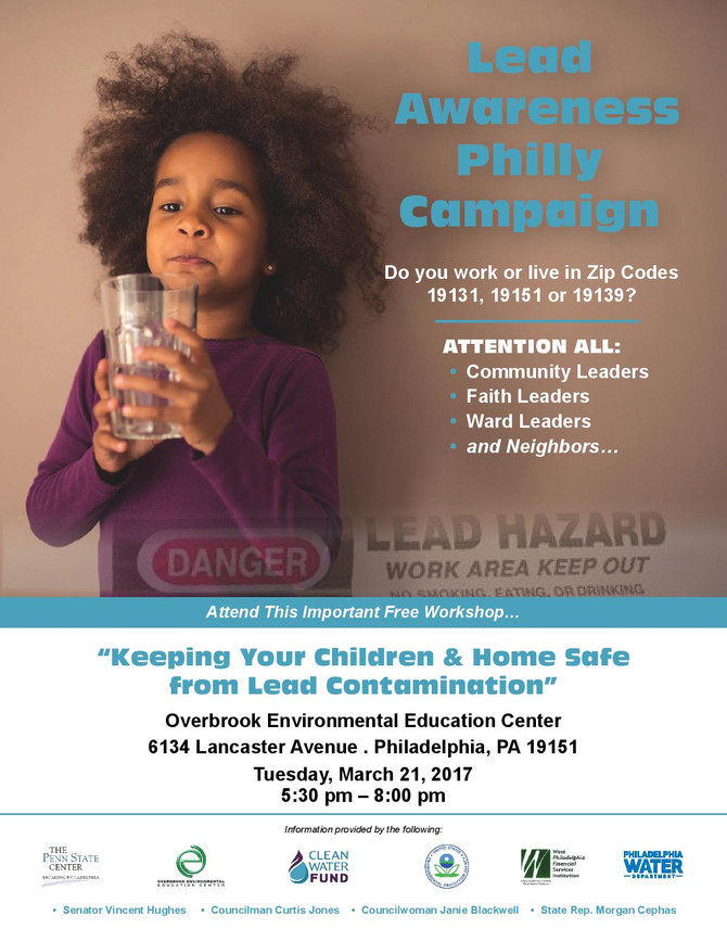 Lead Awareness Philly Campaign