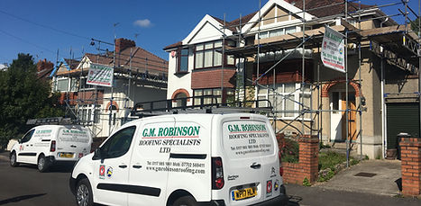G M Robinson Roofing Speclialists Ltd. Roofers In Bristol