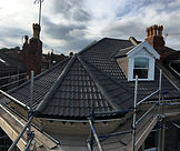 G M Robinson Roofing Specilaists Ltd. New tiled Roof in Bristol