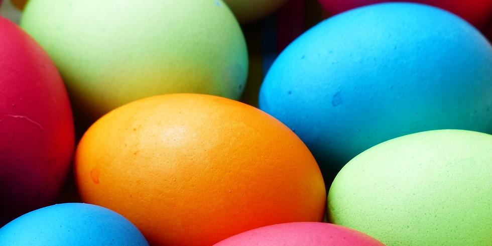 STEAM Easter Egg Drop