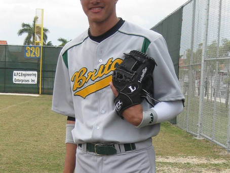 One of our own, Manny Machado '10, Brito Miami Alumni continues to make Panther history!