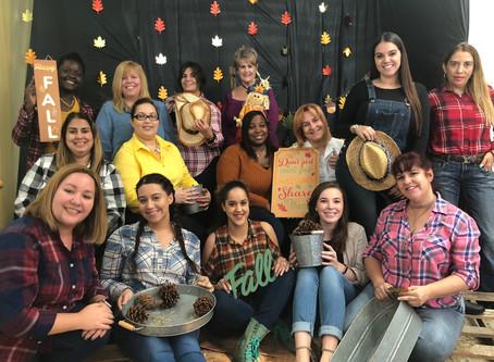 Harvest Day with the Brito Miami Staff