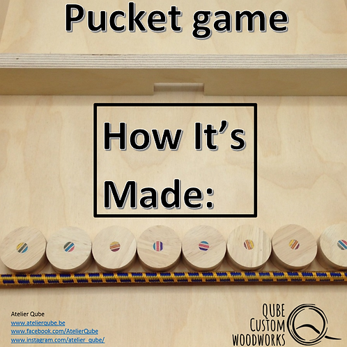 How It's Made: Pucket game
