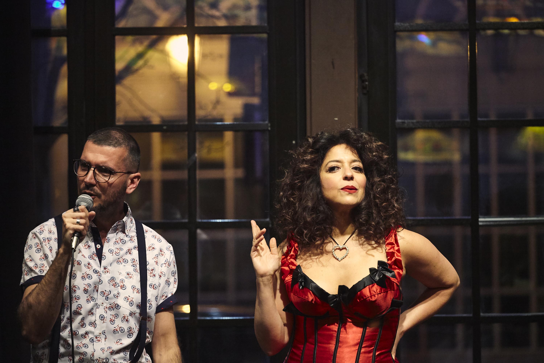 Opera Pub w/Julie Nesrallah & David Eliakis