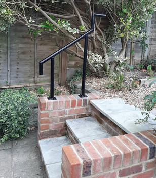 Handrail for steps