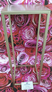 Comtemporary wedding floral table centre piece