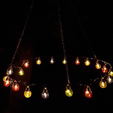 Illuminated steel hoop chandelier .jpg