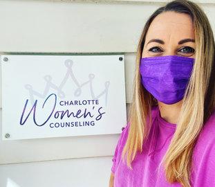 Venus Kennedy Charlotte Women's Counseling Mask.JPG