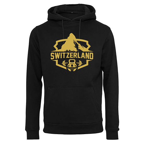 Swiss Mountain Heavy Hoody