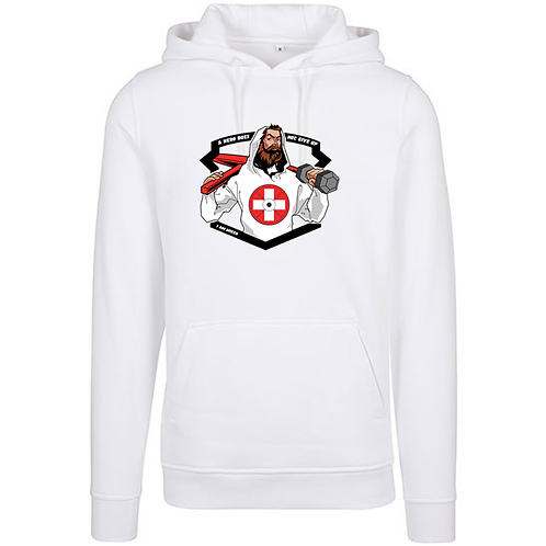 Swiss Hero Heavy Hoody