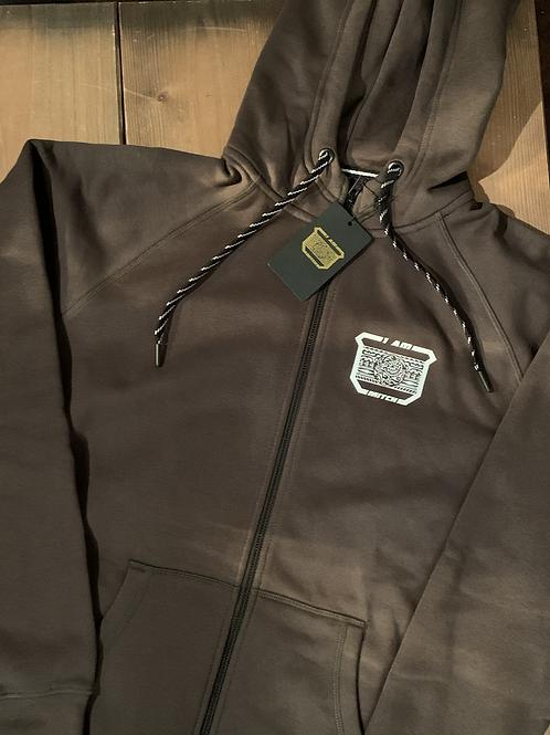 Barbell Club Deluxe Full Zip Hood