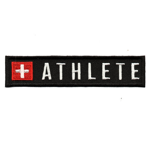 Swiss Athlete Patch