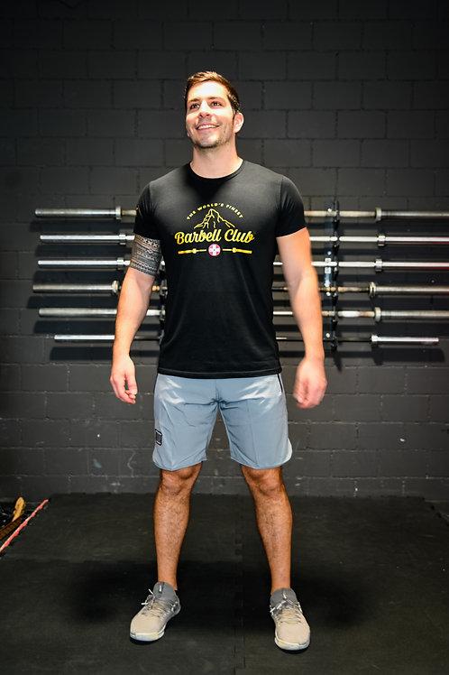 V1 Athletic Shorts Men _Sleet grey