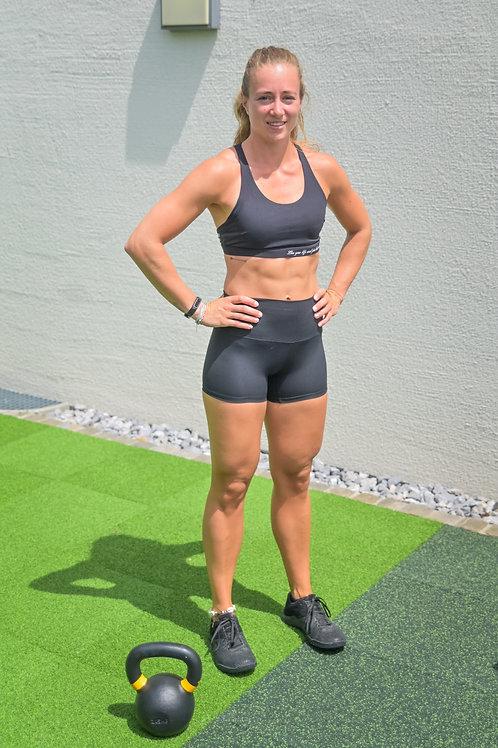 Premium Athletic Shorts_Black