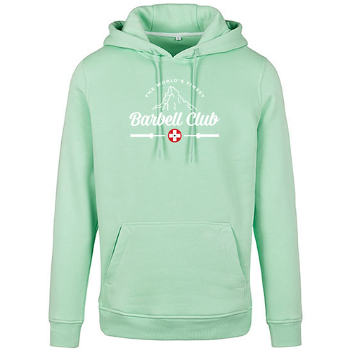 The finest barbell ClubHeavy Hoody
