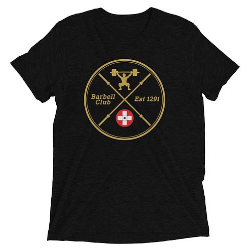 Barbell Club Deluxe Triblend Shirt